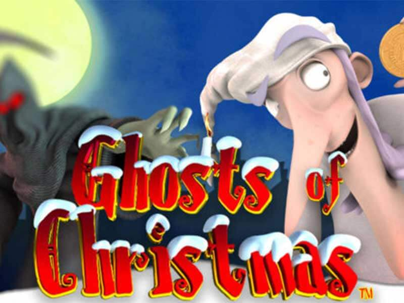 Jugar a la tragamonedas en línea Ghosts of Christmas