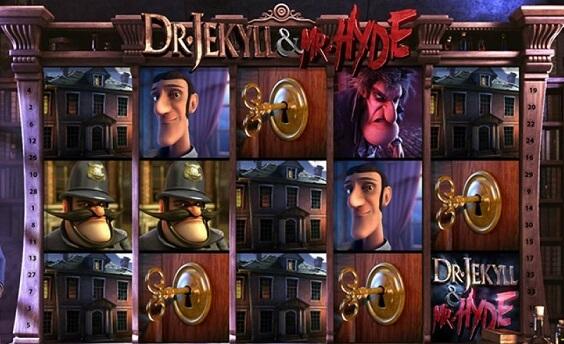 Explicación de las características de Dr Jekyll y Mr Hyde Online Slot