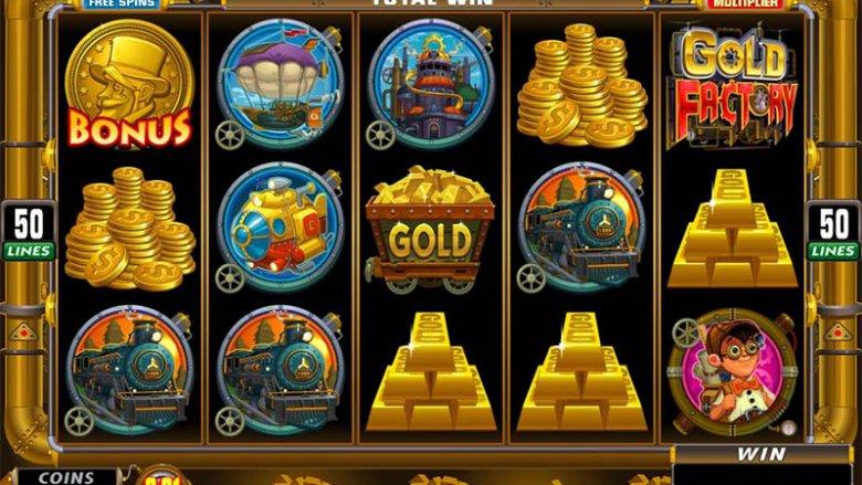 ¿Dónde están las tragamonedas online Gold de Aristocrat?